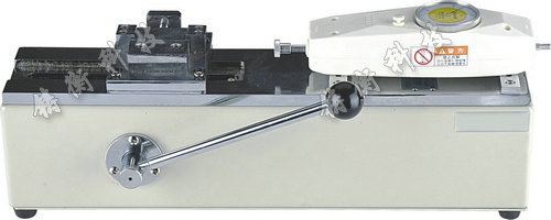 SGWS卧式端子手动拉力试验机