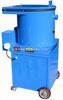 桶式布袋大功率工業吸塵器