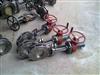 PZ573F/X/H-0.6/1.0/1伞齿轮式刀形闸阀